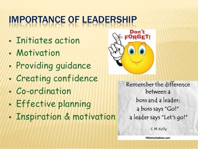 effective leadership confidence expectation and planning Leaders are found and required in most aspects of society, from business to politics to region to community-based organizations an effective leader possess the following characteristics: self-confidence, strong communication and management skills, creative and innovative thinking, perseverance in the face of failure, willingness to take risks, openness to change, and levelheadedness and.