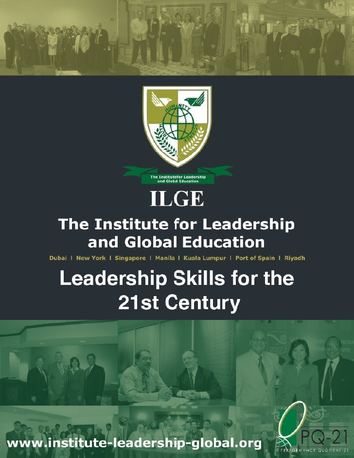 Leadership Skills for the                                    21st Century (LS010b) - half                                 ...