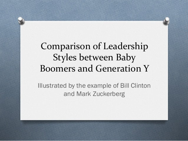 baby boomers generation y misconceptions Communication disconnect: generational stereotypes between generation x/y and baby boomers in american and chinese organizational communication.