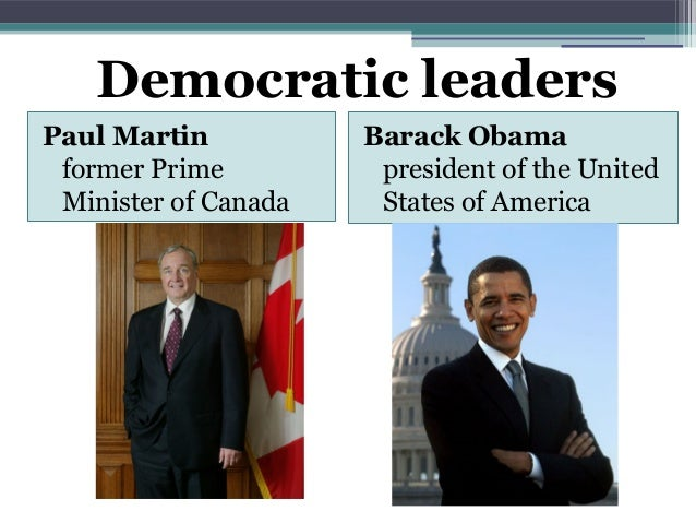 the leadership style of barack obama Barack obama: the life, the journey, and the leadership traits of the 44th president of the united states welcome to our website on barack obama.