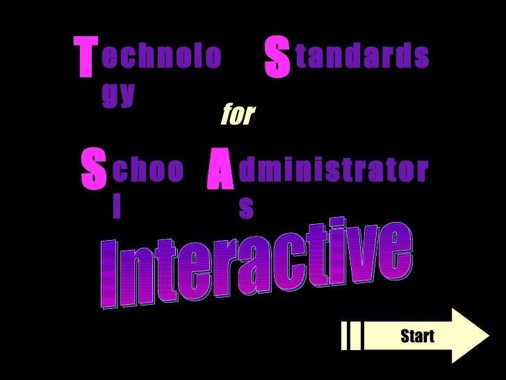 Leadership technology ppt