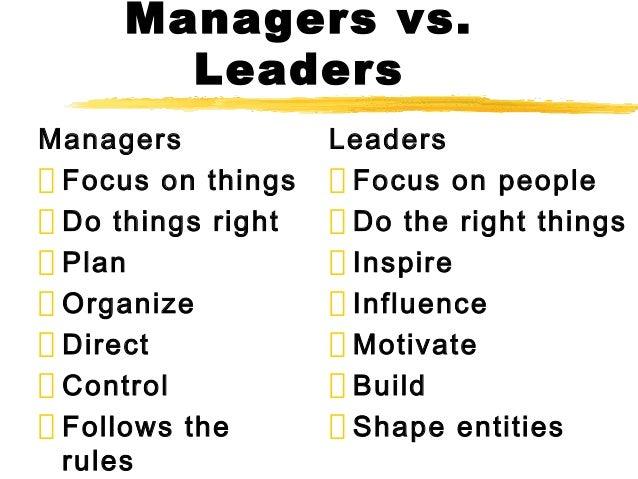It leadership characteristics essay