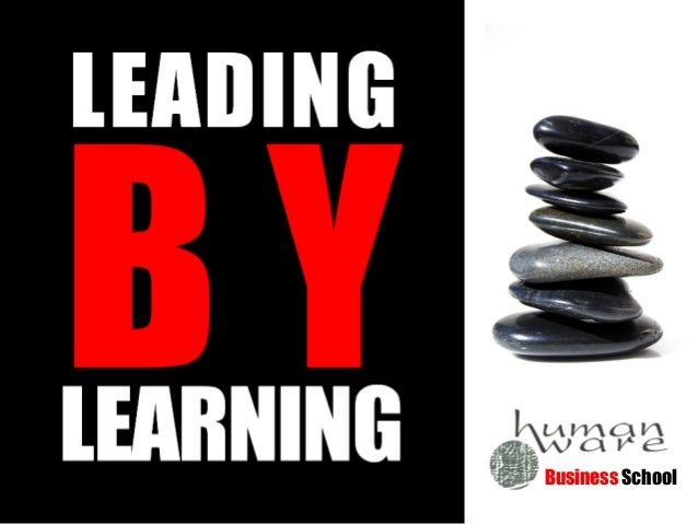 Leading by learning