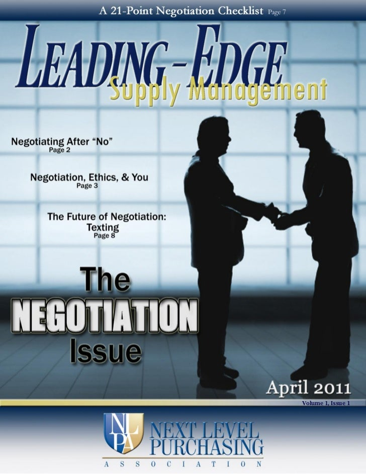 Leading edgesupplymanagemented1 april2011