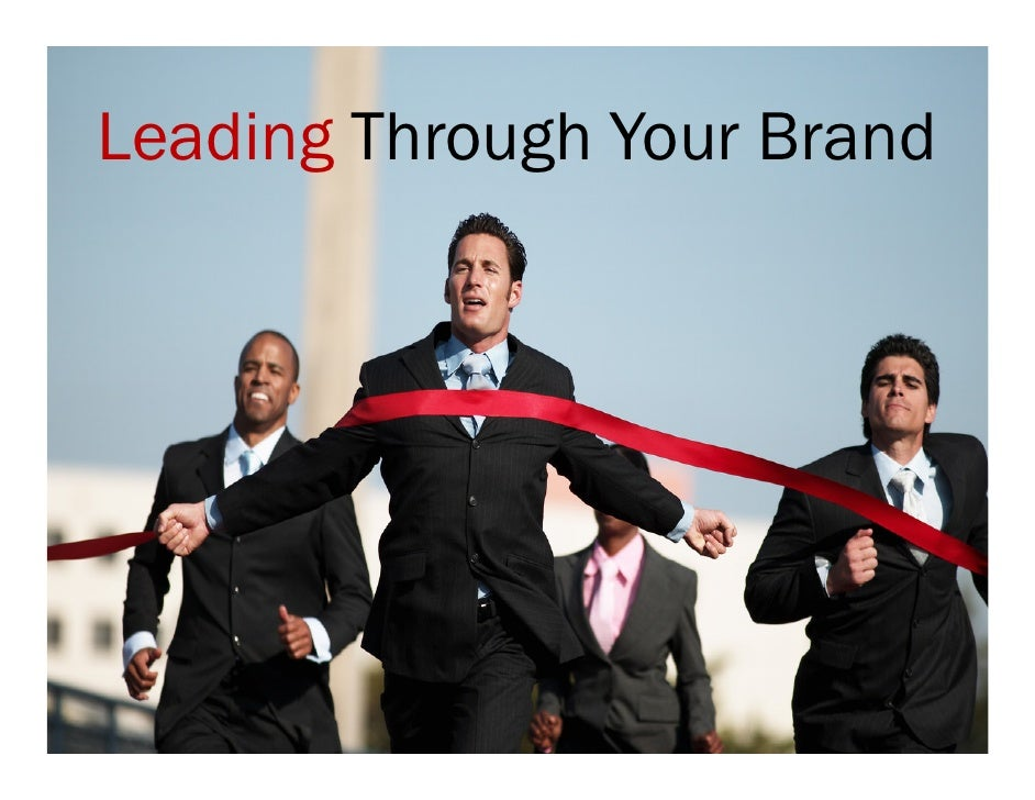 Leading Through Your Brand