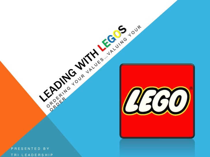 Leading with Legos by TeamTRI