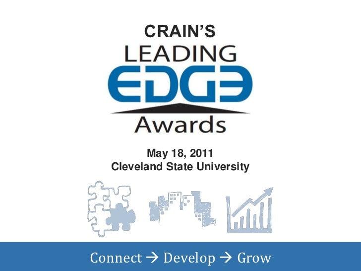 2011 Leading EDGE Awards