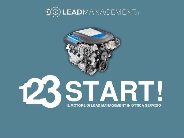 Leadmanagement.it - Le caratteristiche del servizio