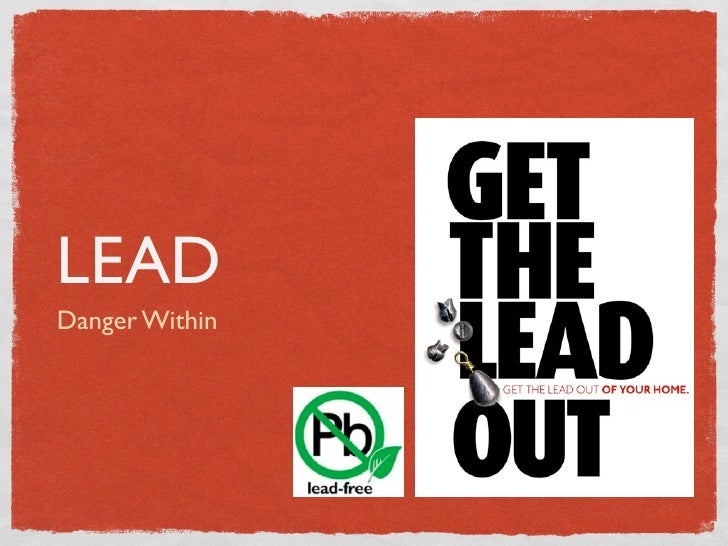 LEAD Danger Within