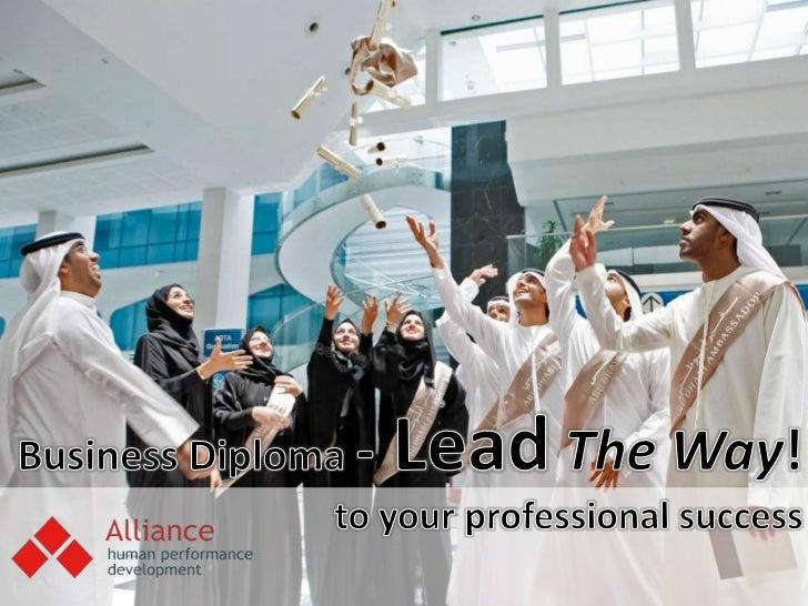Lead The Way - Abu Dhabi Graduates Program