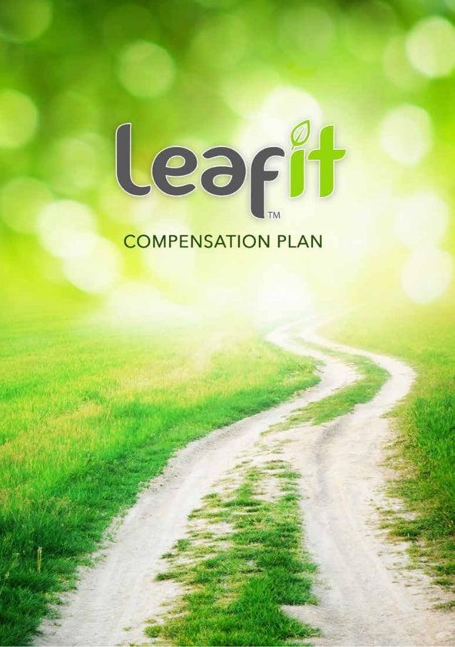 Leafit - Compensation Plan