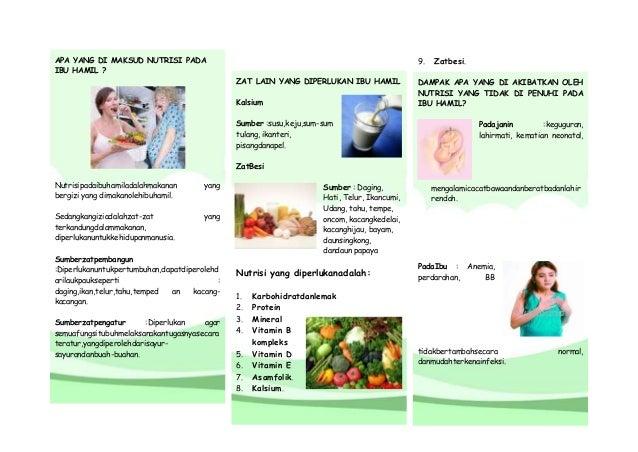 Gambar Nutrisi Ibu Hamil Nutrisi Pada Ibu Hamil