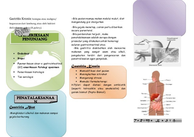 diet gastritis kronis