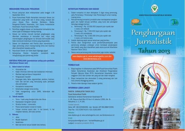Kompetisi Jurnalistik 2013