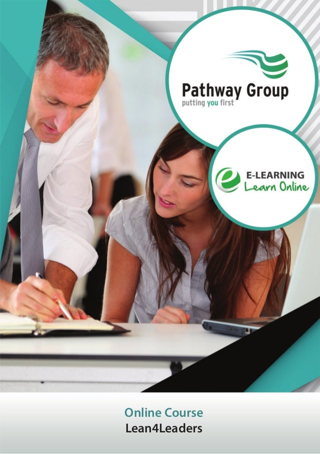 Lean4Leaders, an e-learning lean training course by @pathwaygroup