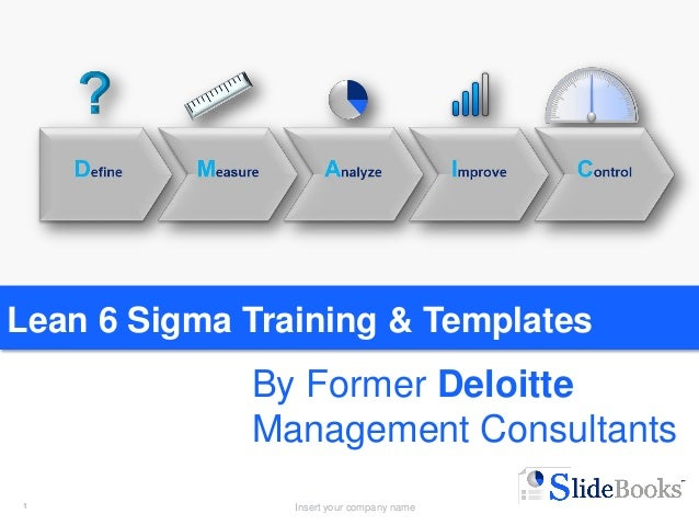 Lean Six Sigma Essentials
