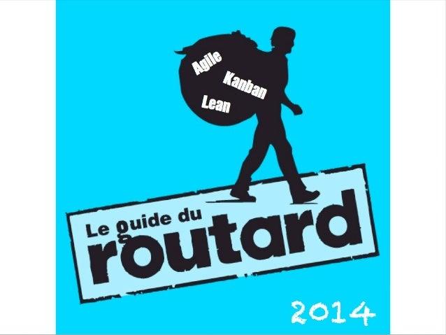 Lean Agile Kanban Guide du Routard 2014