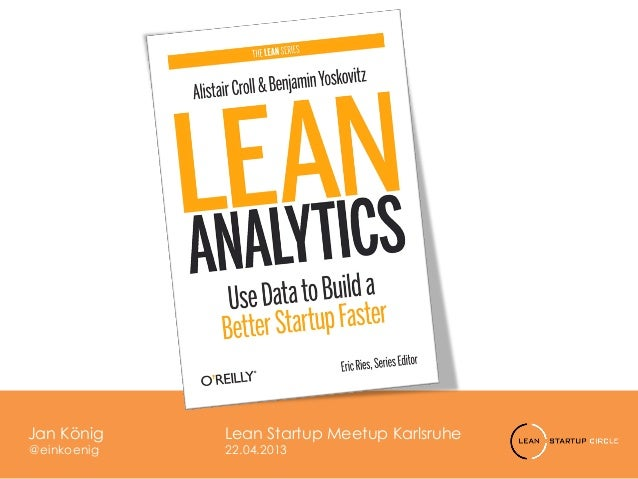 Lean Analytics: A short summary