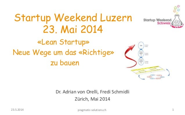Lean Innovation introduction