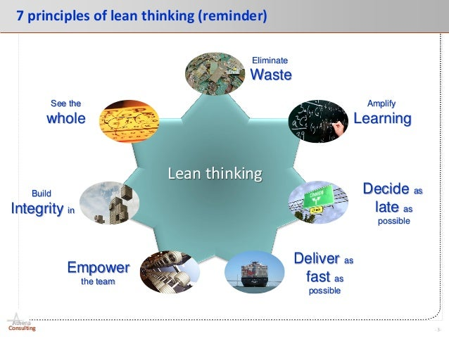 lean thinking in the fast food industries For success stories in other industries, please visit our lean six sigma below are lean six sigma success stories in the food industry drive-thru-only fast-food.