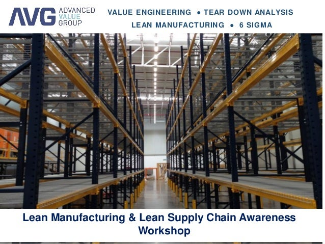 lean manufacturing and amp Five new trends in lean manufacturing that you need to know about - free white paper.