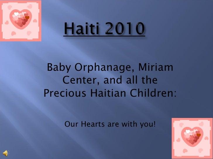 Haiti 2010 - 2