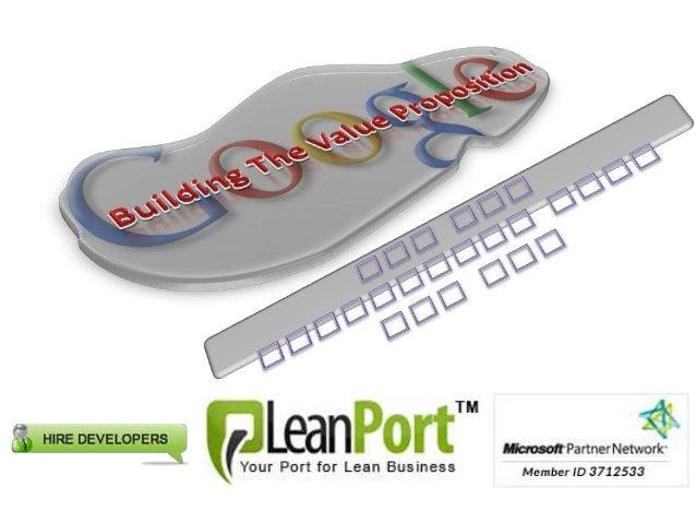 LeanPort Case Study