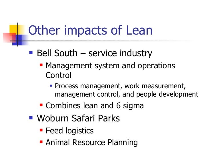 lean case studies Introduction to lean manufacturing intro-to-lean lean manufacturing definition lean has been defined in many different ways a systematic approach to identifying and eliminating waste(non-value-added activities) through continuous improvement by flowing the product at the pull of the customer in pursuit of perfection.
