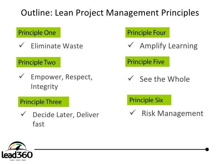 principles of project management essay Unit 6 ha499 assignment: principles of project management and evaluation - - essay example.