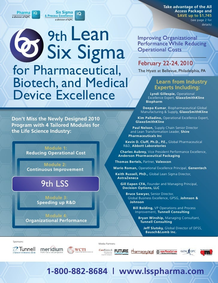 """Lean Six Sigma & Process Improvement for Customer Experience"