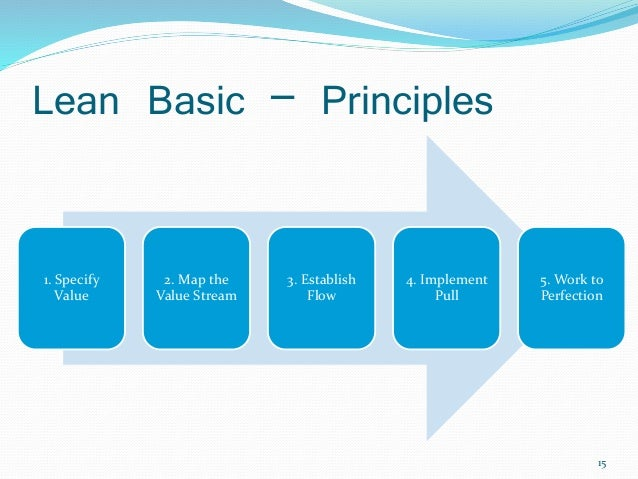 Anita Brisson describes how Lean Six Sigma principles can benefit ...