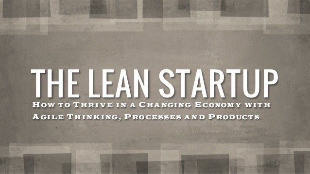The Lean Startup - Optimal Digital Marketing | Website Marketing, Web Design, Web Marketing | Appleton WI
