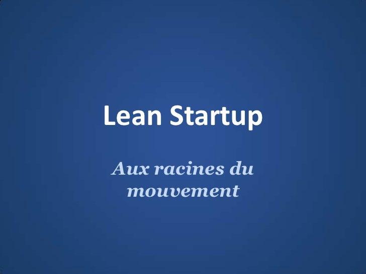 Lean startup - by Guilhem Bertholet - Microsoft Bizspark - 20110520