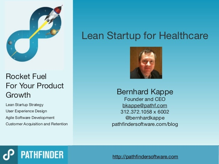 Lean Startup for Healthbox