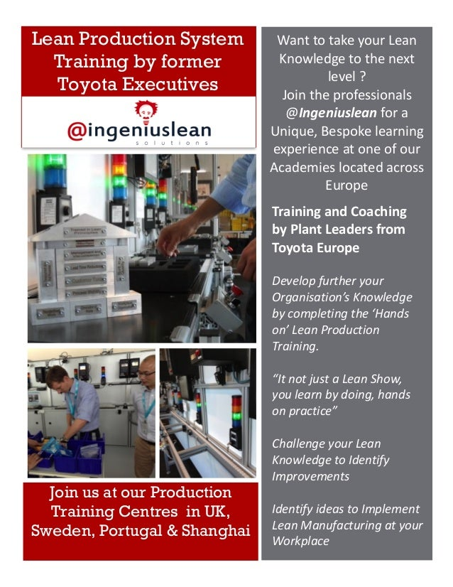 training and development at toyota Let training and development help you become the best land rover professional you can be this site is designed for internet explorer 55 or higher running on microsoft windows ® at a resolution of 1024 x 768 pixels with javascript and cookies enabled.