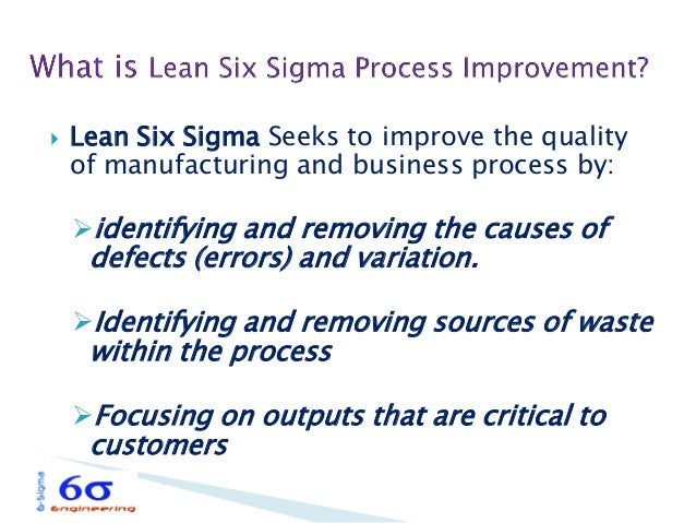 debate: six sigma vs. innovation essay Six sigma six sigma training, history, definitions - six sigma and quality management glossary six sigma is now according to many business development and quality improvement experts, the most popular management methodology in history.