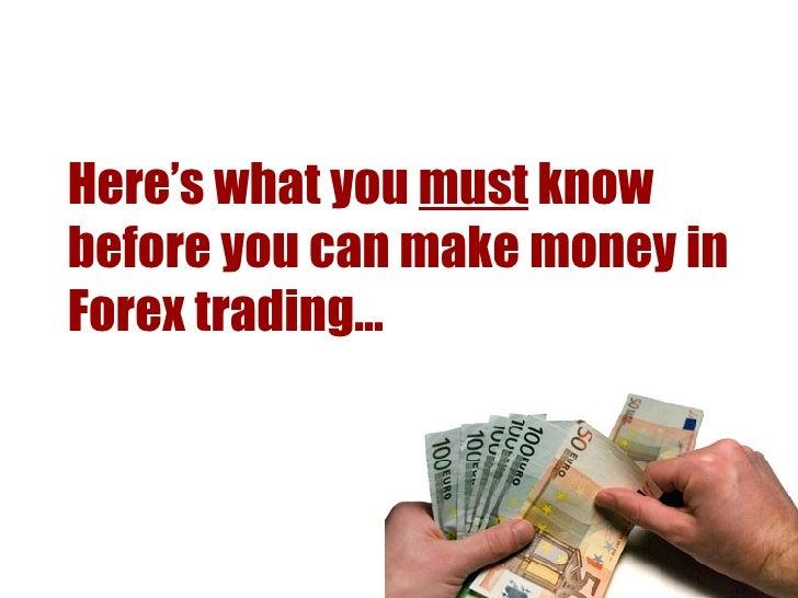 Learn Forex