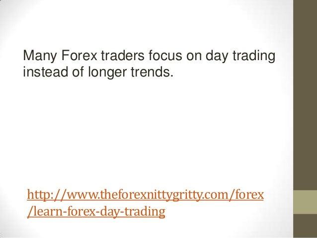 Forex nawigator day trading