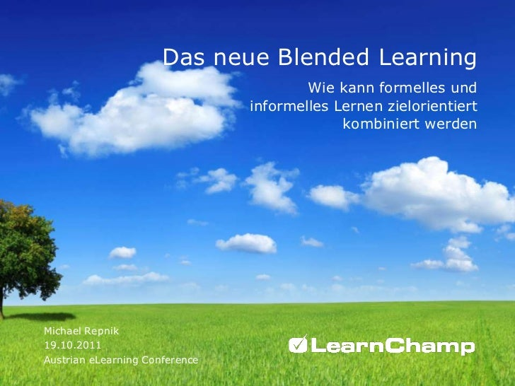 Das neue Blended Learning