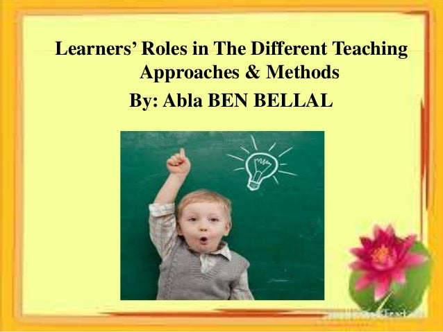 different teaching methods Teaching methods - teaching methods - lecture, class discussion, small group discussion, videotapes strengths and limitations of different teaching methods.