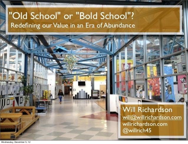 Bold Schools Boston