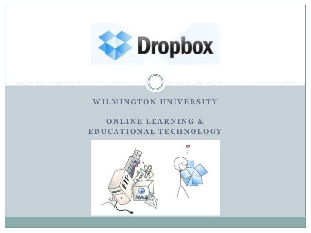 Learn how to use Dropbox