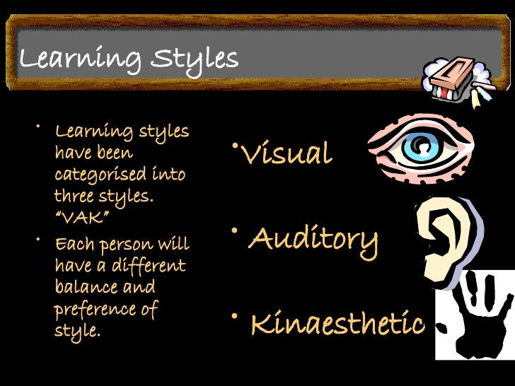 essays on learning styles (results page 4) view and download learning styles essays examples also discover topics, titles, outlines, thesis statements, and conclusions for your learning styles essay.