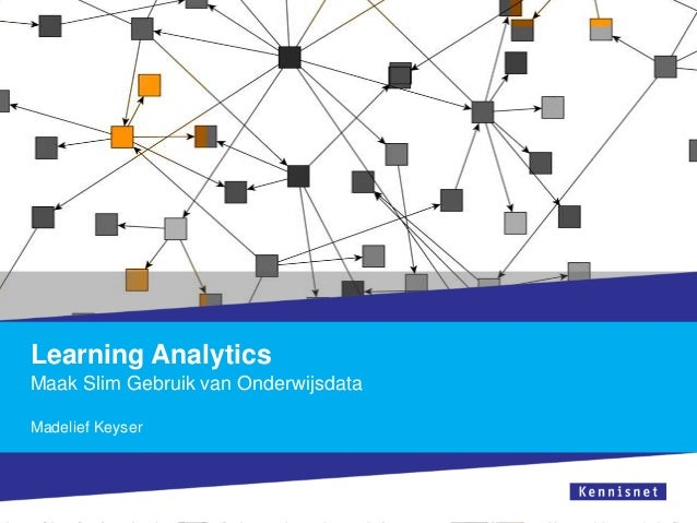Learning analytics mrt 2013