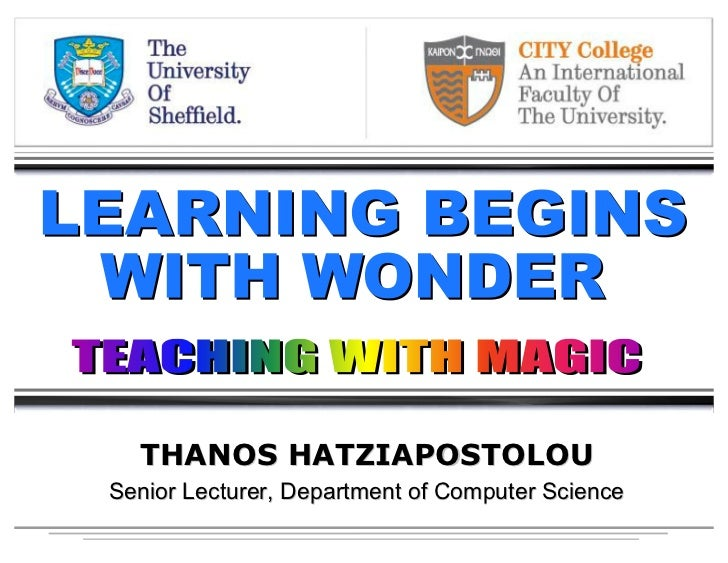 THANOS HATZIAPOSTOLOUSenior Lecturer, Department of Computer Science