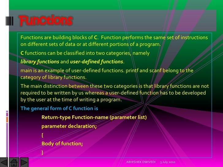C programming function help ~?