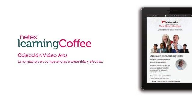 Colección Video Arts La formación en competencias entretenida y efectiva.