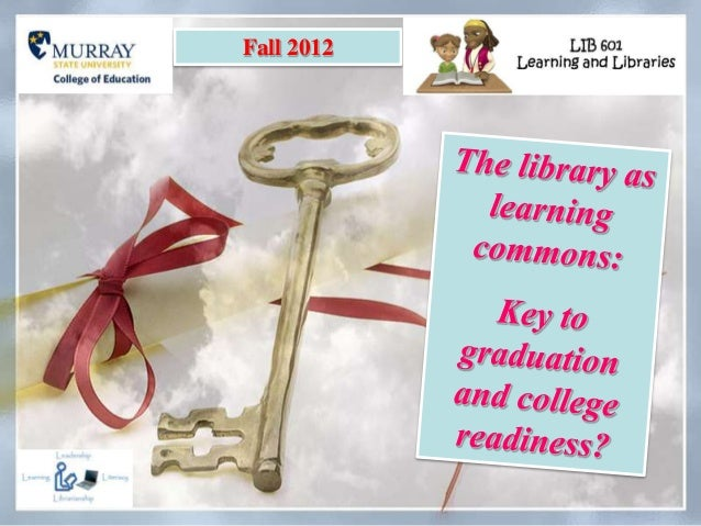 The library as learning commons