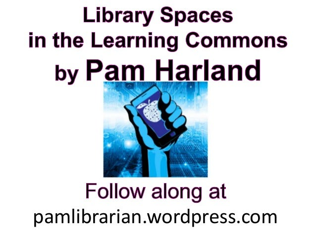 Learning commons #NHSLMA13