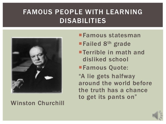 learning disability quotes images